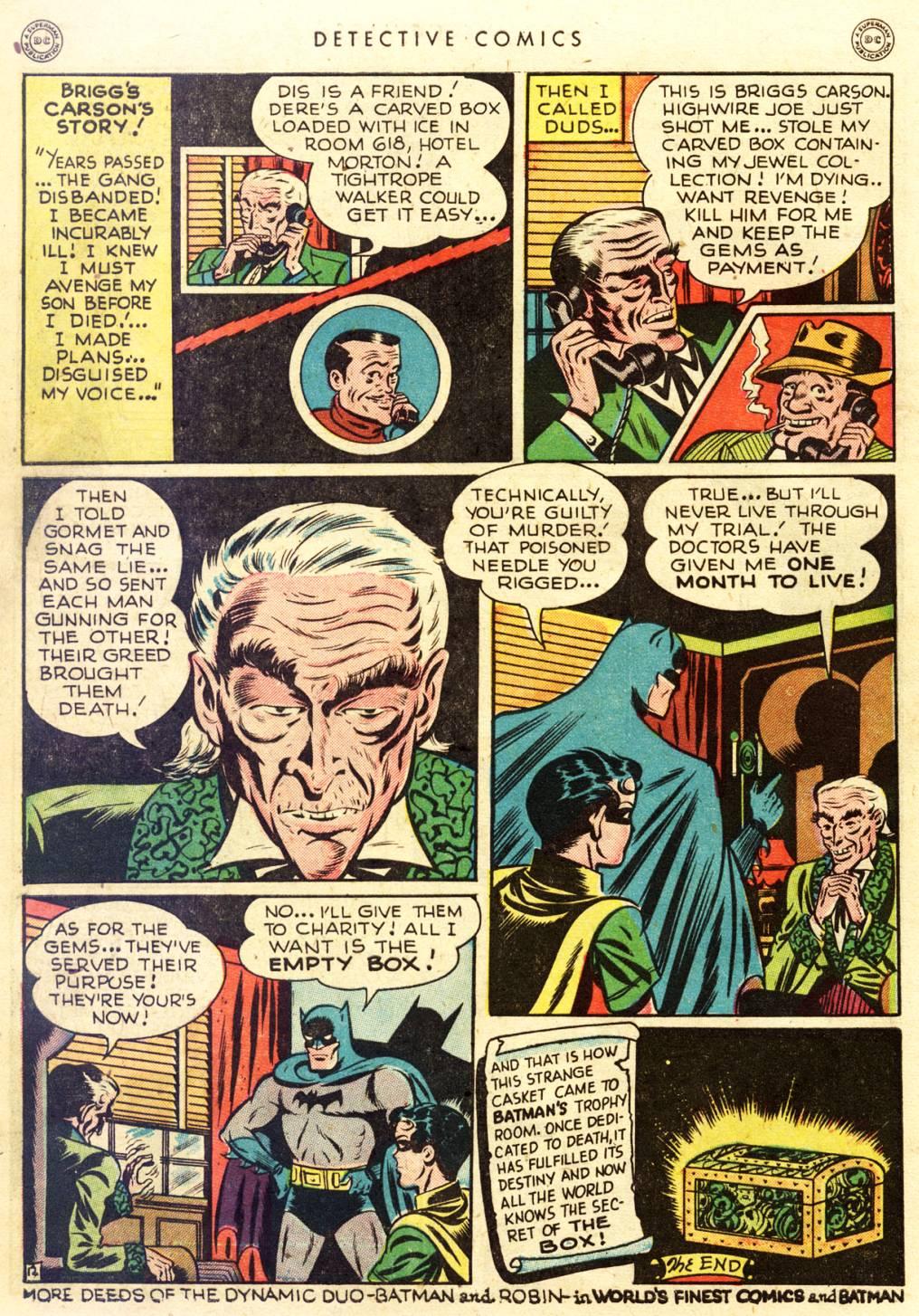 Detective Comics (1937) 130 Page 13