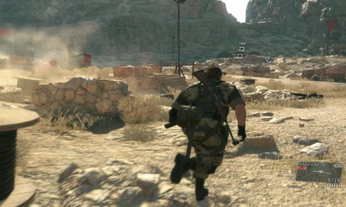 Download Metal Gear Solid V The Phantom Pain Highly Compressed