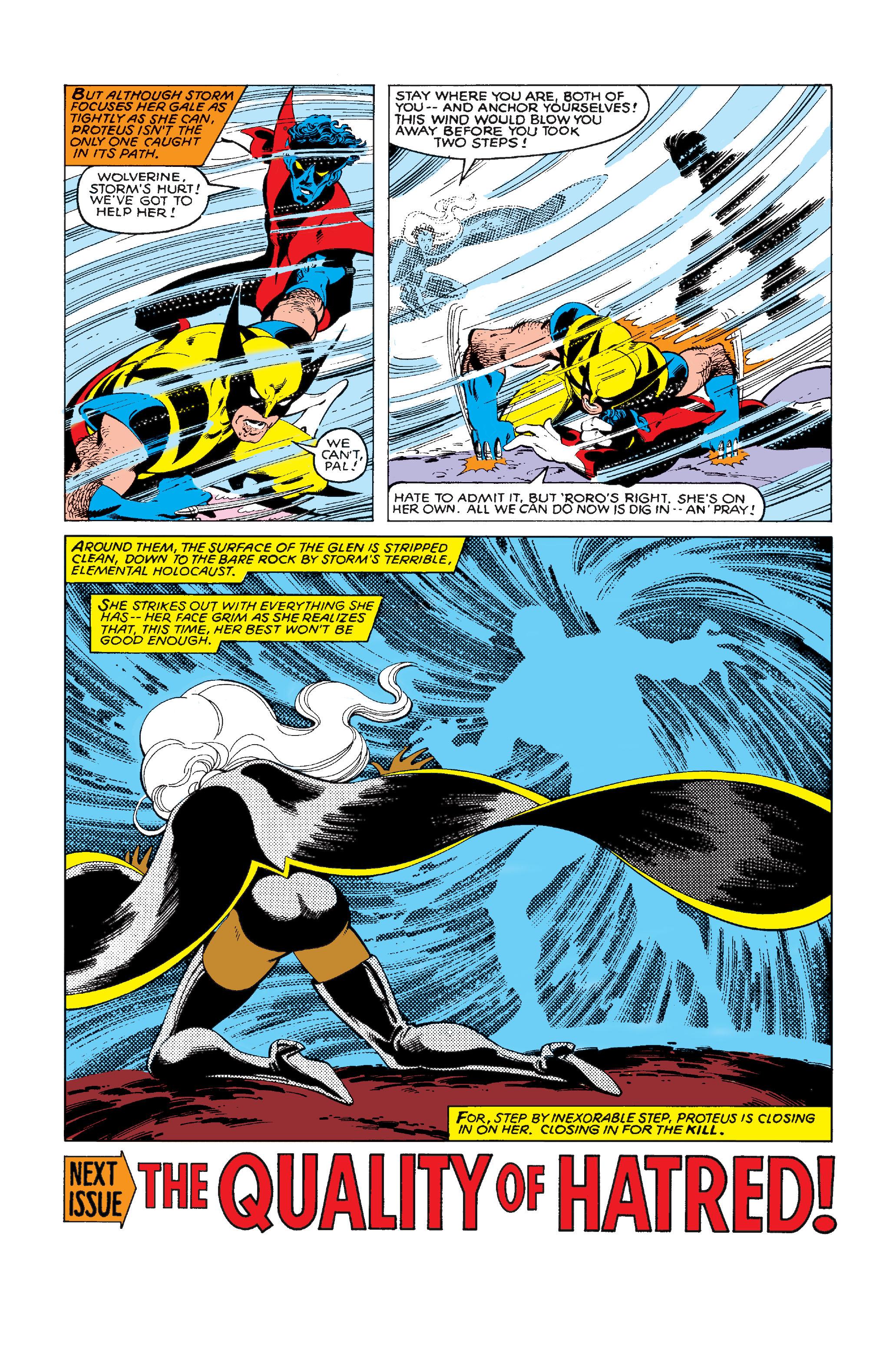 Read online Uncanny X-Men (1963) comic -  Issue #126 - 18