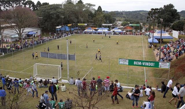 Copa Coamo tem 97 times neste sábado na Regional Centro