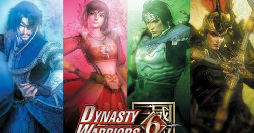 تحميل لعبة dynasty warriors 5 على الكمبيوتر