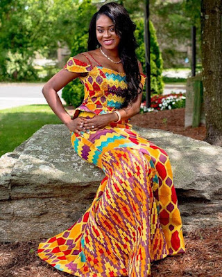 are you think about what to wear for the next event ✘ 29 Trendy Kente Styles Attires 2020 To Choose For Celebrities