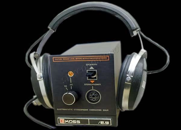 stereonomono - Hi Fi Compendium: Koss ESP-9