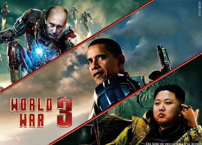 Der 3. Weltkrieg - Die gefährlichsten Politiker der Welt - Film Cover lustig