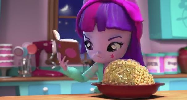 Equestria Girls Mini Twilight Sparkle Episode short