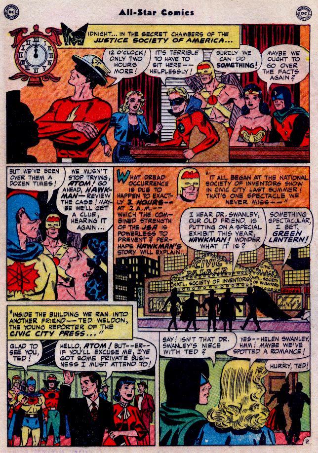 Read online All-Star Comics comic -  Issue #53 - 4