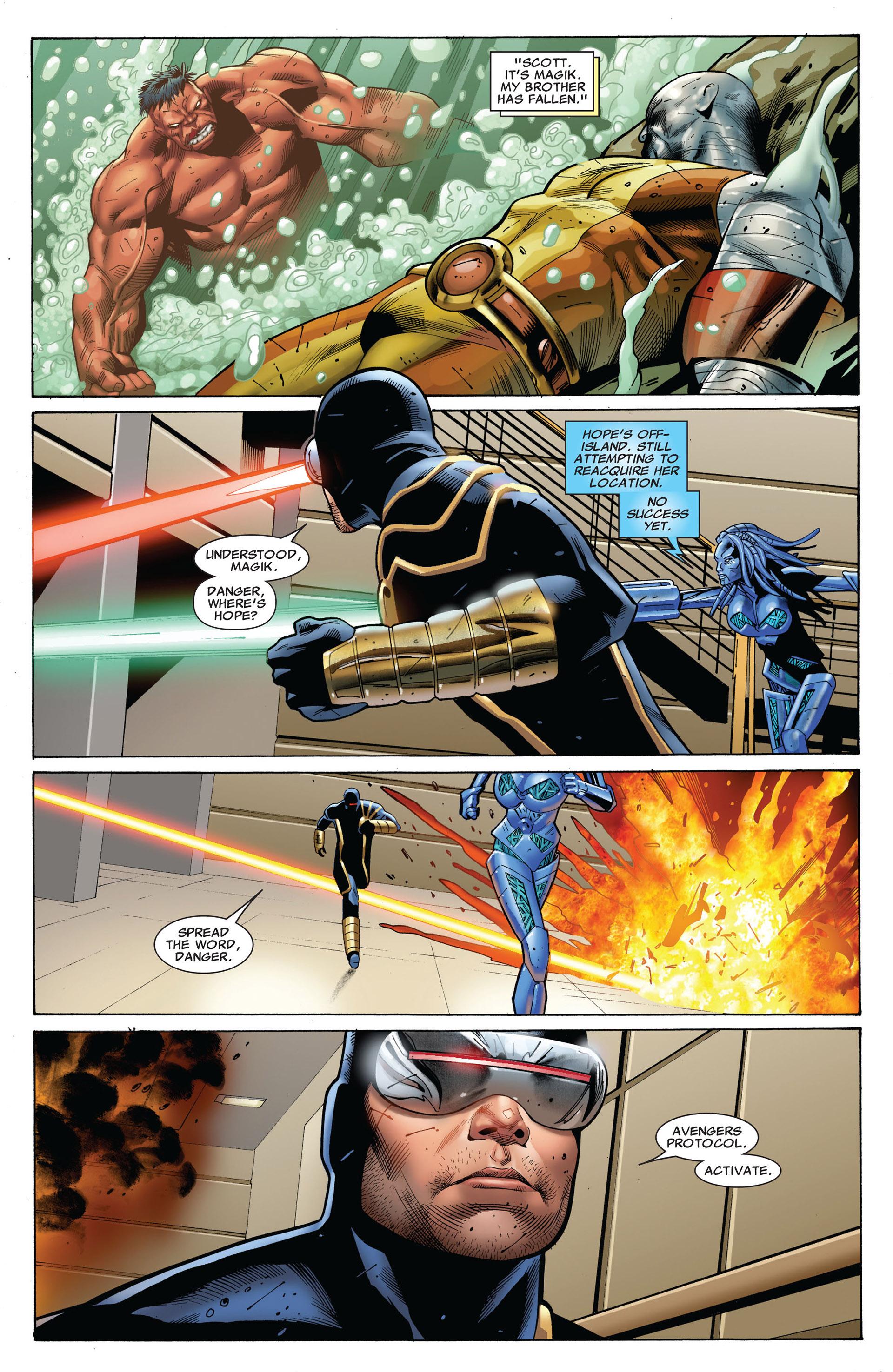 Read online Uncanny X-Men (2012) comic -  Issue #11 - 21