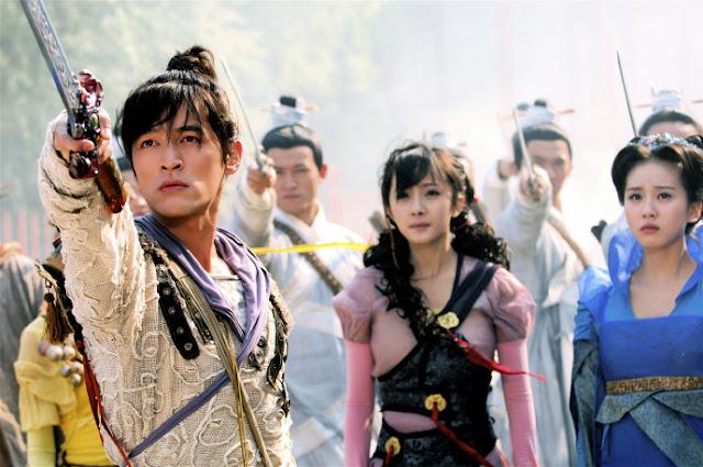 chinese paladin 3 hu ge yang mi liu shishi