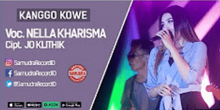 Lirik Lagu Kanggo Kowe - Nella Kharisma