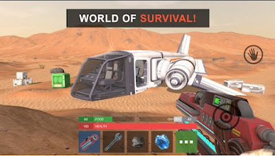 Marsus: Survival on Mars Apk for Android (paid)