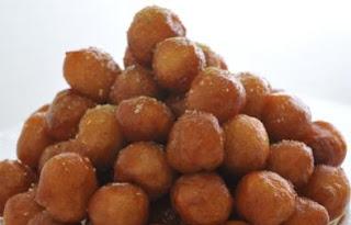 Sabb El-Gafsha (Kuwaiti Golden Fritters) Recipe