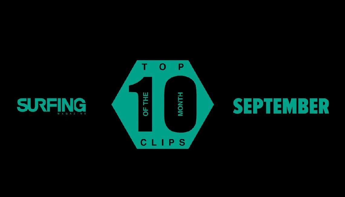 las 10 mejores olas septiembre