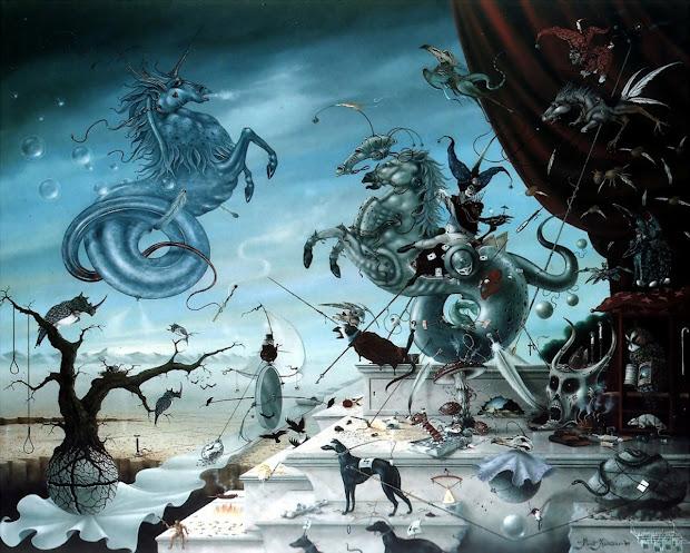 Surrealism And Visionary Art Hans Kanters