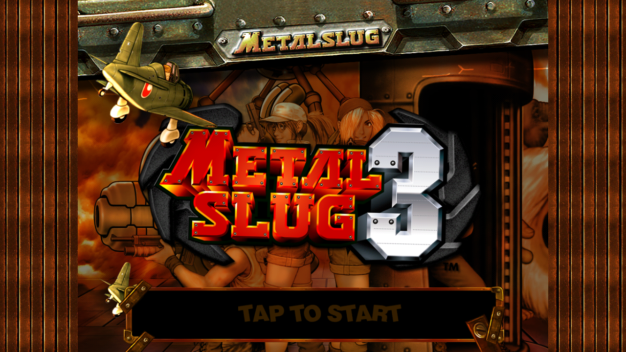 Download Game Metal Slug 3 Android 60 Mb Offline Multiplayer