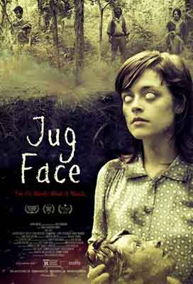 Jug Face una gran película dirigida por Chad Crawford Kinkle