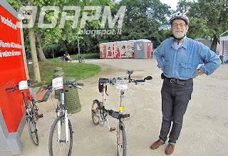 Le nostre bici al Cyclopride Day