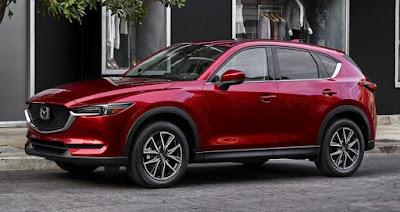 Spesifikasi, Keunggulan, dan Harga All New Mazda CX-5 2017