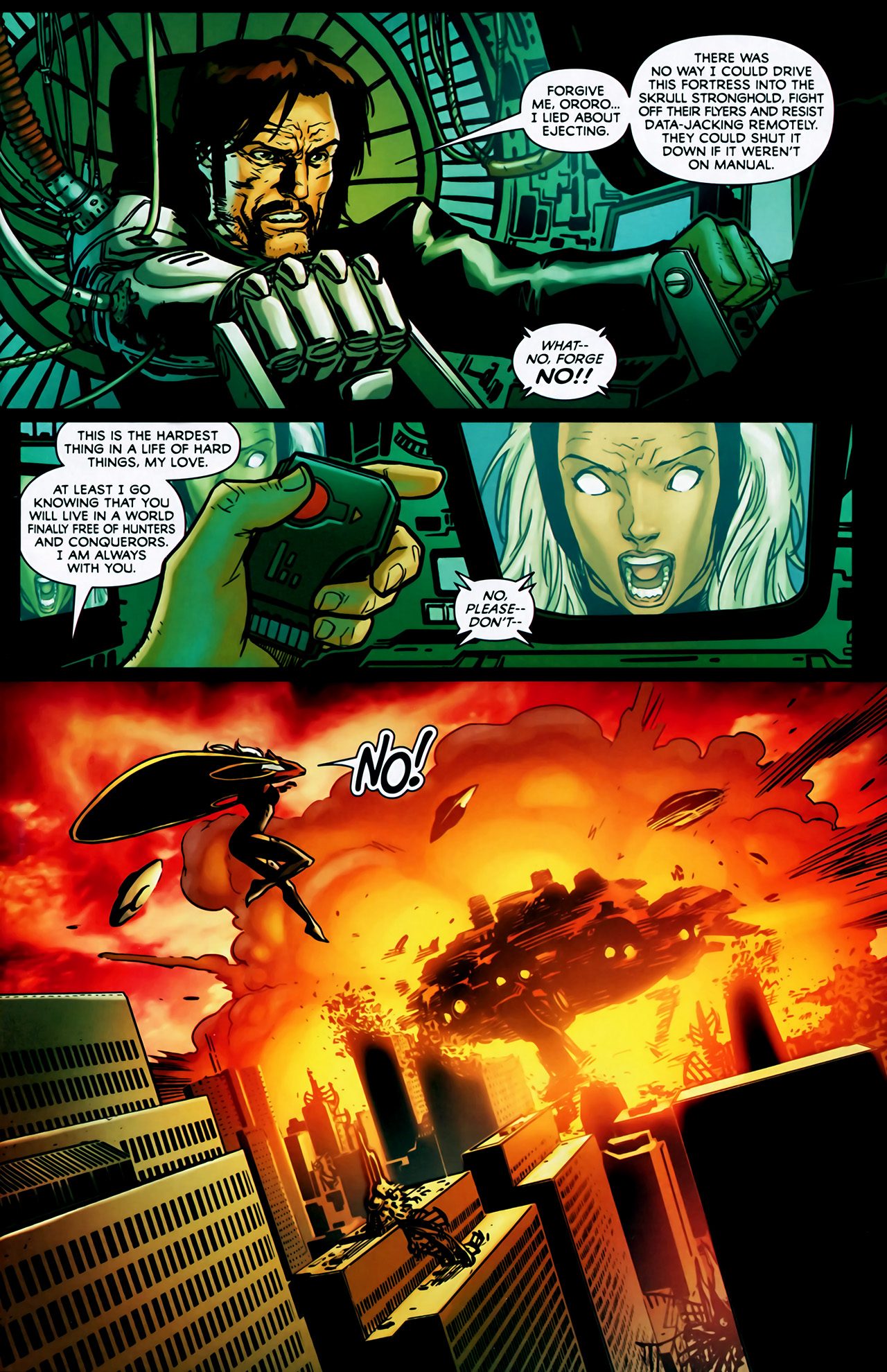 Read online Exiles (2009) comic -  Issue #1 - 11