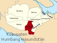 Kode Pos Kecamatan Onan Ganjang | Kode Pos Indonesia