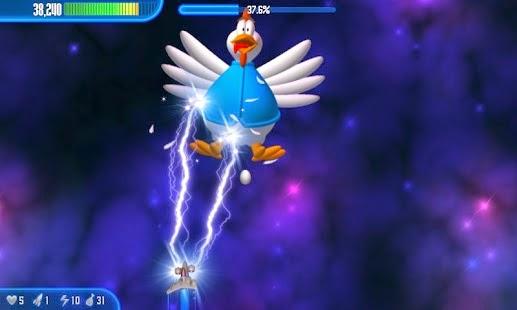 تحميل لعبة chicken invaders 3 xmas كاملة مجانا