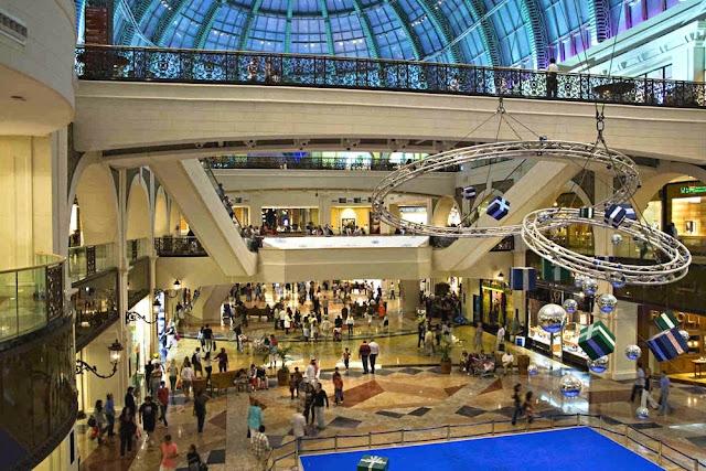 Maior centro comercial do mundo