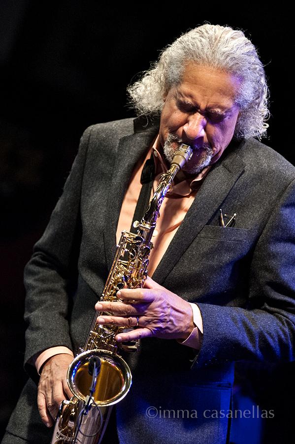 Gary Bartz, Nova Jazz Cava, Terrassa,18-març-2016