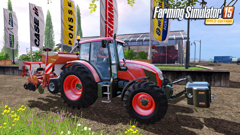 Farming Simulator 2015 Gold Edition Download Poster