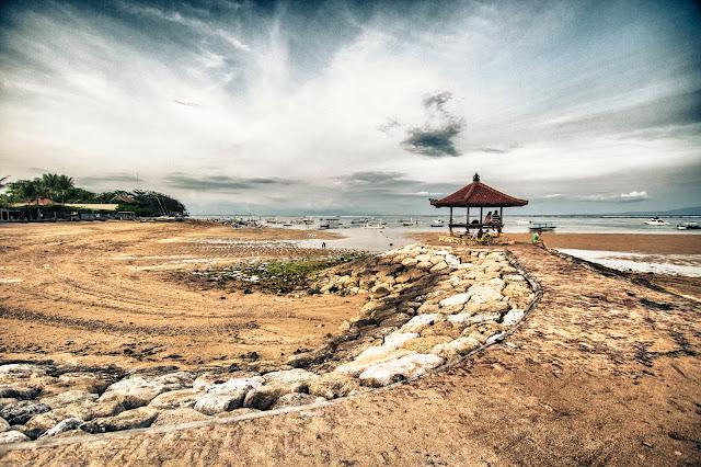 Pantai Sanur-Bali