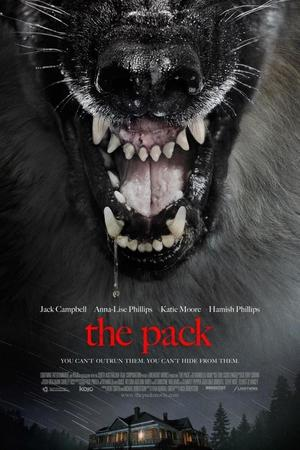 Poster The Pack 2015