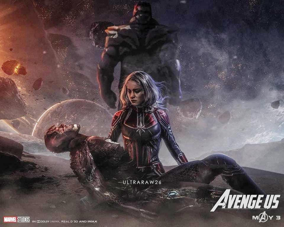 Avengers 4 Trailer Drops Iron Man S In Trouble Hawkeye S Back Dreamteckie