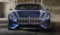 BMW 8 Serisi Otomobili Geliyor