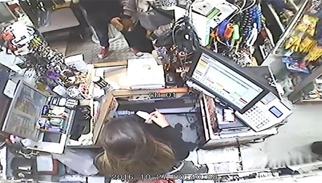 Τρόμος στην Λέσβο: Έτσι ΜΠΟΥΚΑΡΟΥΝ ΚΑΙ ΞΑΦΡΙΖΟΥΝ τα μαγαζιά οι ΛΑΘΡΟ-ΜΕΤΑΝΑΣΤΕΣ ΕΠΕΝΔΥΤΕΣ !!! Δείτε προσεκτικά με τι μαεστρία κινούνται…(ΒΙΝΤΕΟ)
