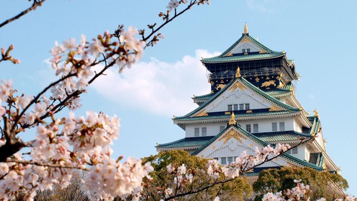 Tour Nhật Bản 6N5D: Narita - Tokyo - Osaka - Kansai