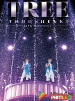 TVXQ LIVE TOUR 2014 ~TREE