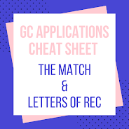 A Caffeinated Genetic Counselor: GC Applications Cheat Sheet ...
