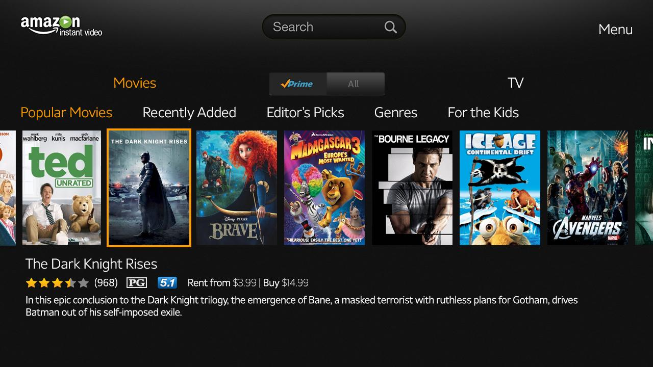 nVidia Shield TV update v5 0 adds Amazon Video, YouTube HDR and more