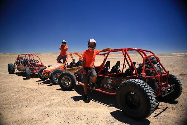Dicas de Las Vegas: Dicas sobre o Dune Buggies
