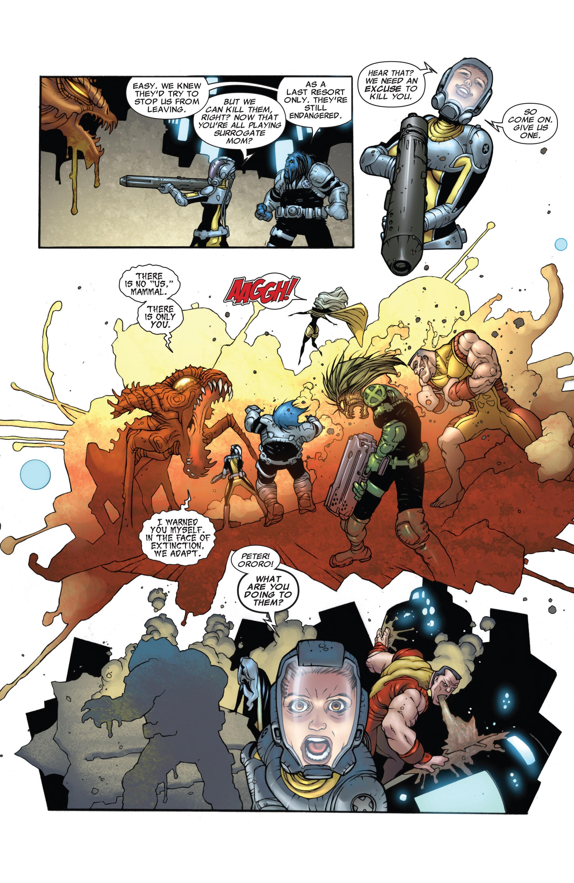 Read online Astonishing X-Men (2004) comic -  Issue #40 - 17