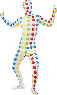 Twister Second Skin Costume for Men