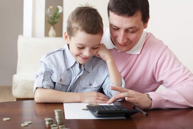 6 tips para fomentar el ahorro en niños