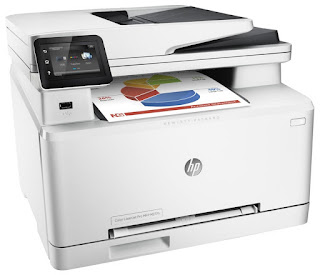 HP Color LaserJet Pro MFP M277n Drivers Download