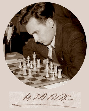 El ajedrecista Miquel Farré i Mallofré
