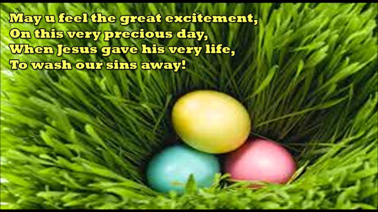 Best Happy Easter 2016 Wishes Greetings Sms Cards Friendship Day