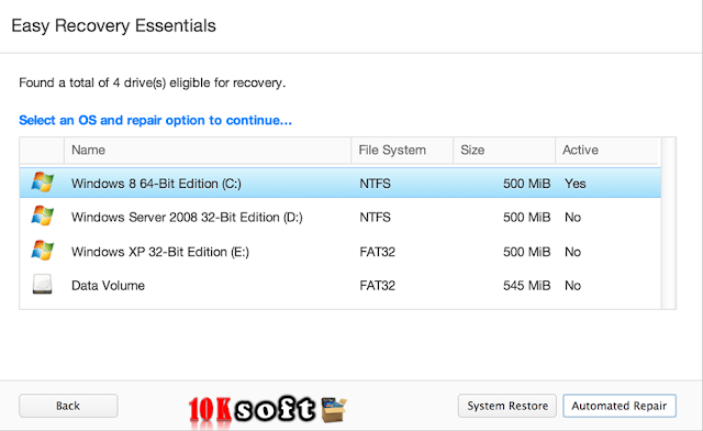 Easy Recovery Essentials Pro Latest Version Free Download