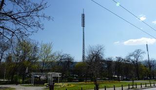 Campo de Fútbol del CSKA de Sofía.