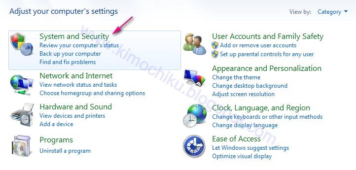 Kimochiku: Cara Memberi Akses Ping pada Firewall Windows 7