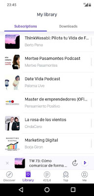ganar dinero podcasts