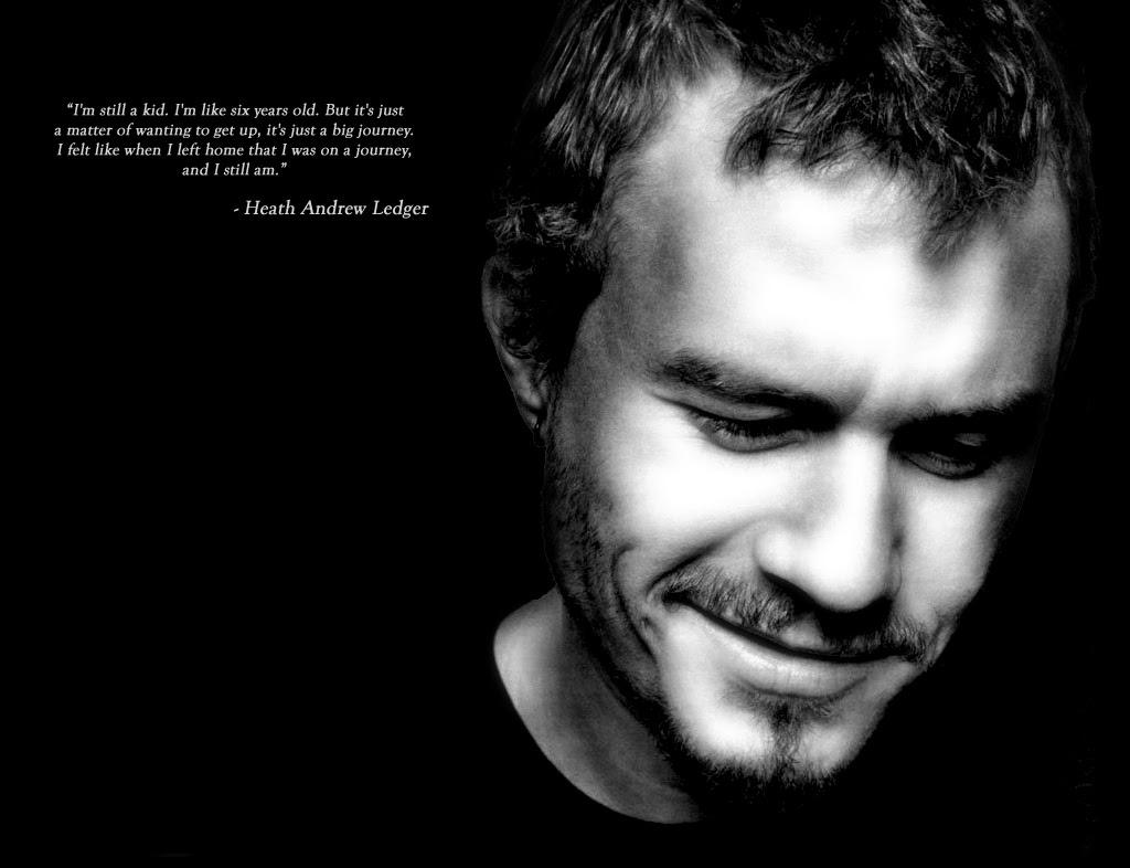 Heath Ledger Joker Makeup Process