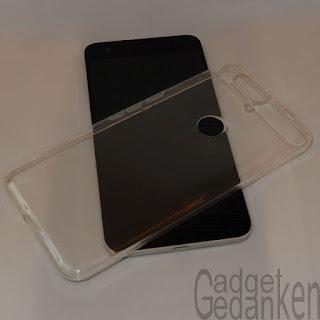 Huawei Nexus 6P Ultra Slim Super dünn Schutzhülle Silikon Case