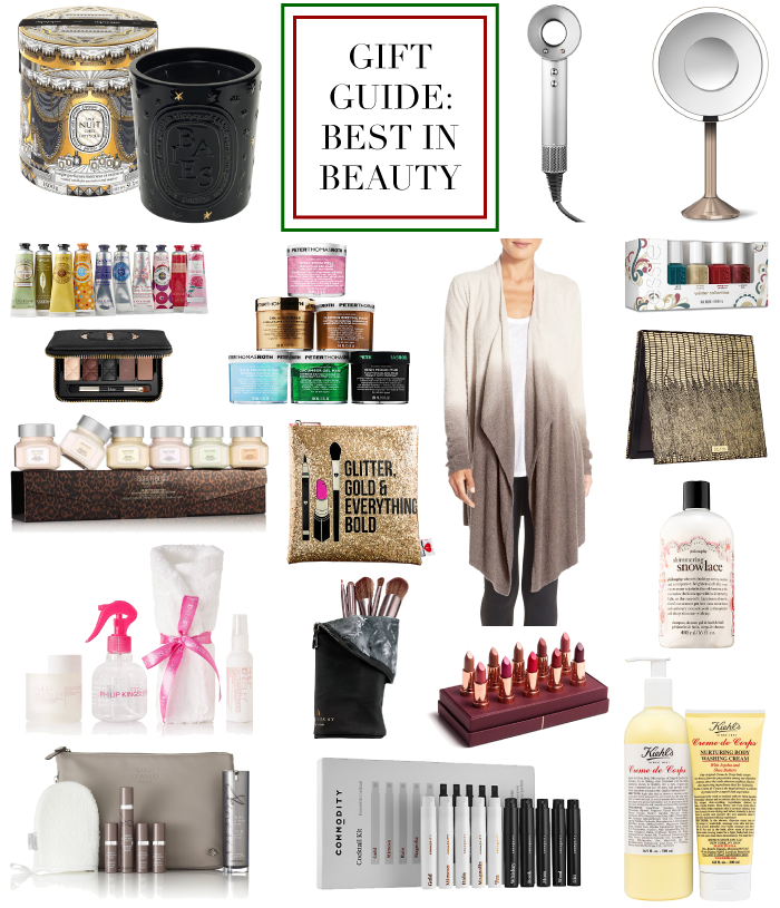 holidays christmas wish list beauty gift guide gifts for beauty makeup
